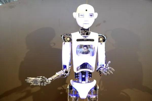 Fotos de Technopolis en Malinas, robot