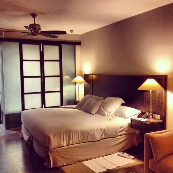 Habitación del Hotel Barceló Asia Gardens