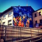 Itinerario muralístico de Vitoria-Gasteiz