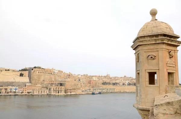 Jardines de Gardjola en Malta