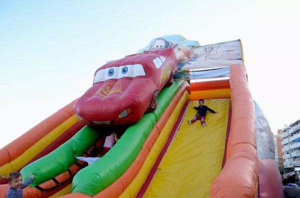 Juegos Infantiles en Blanes