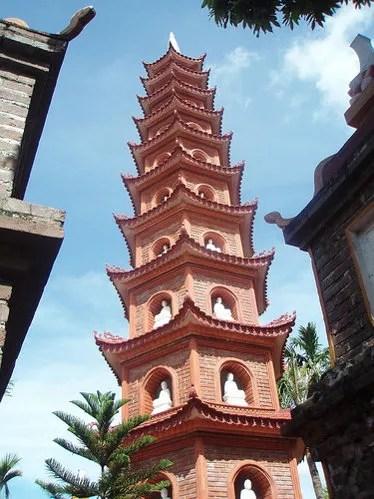La Pagoda de Tran Quoc de Hanoi
