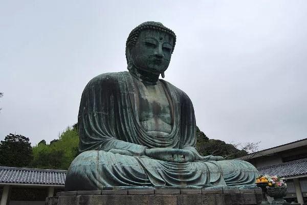 La serenidad del Gran Buda de Kamakura
