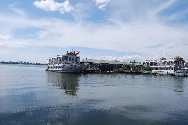 Lago Ho Tay en Hanoi