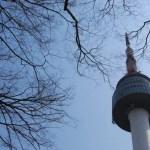N Seoul Tower, la torre de Seúl