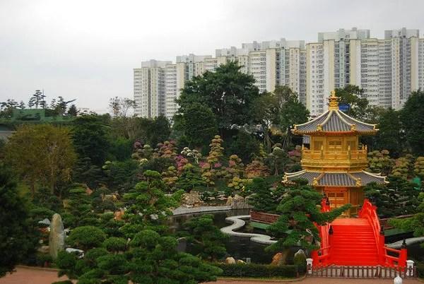 Nan Lian Garden de Hong Kong