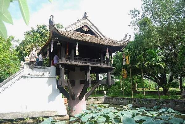 Pagoda de Un Solo Pilar de Hanoi