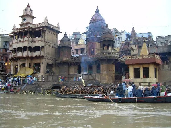 Paseo por el Ganges