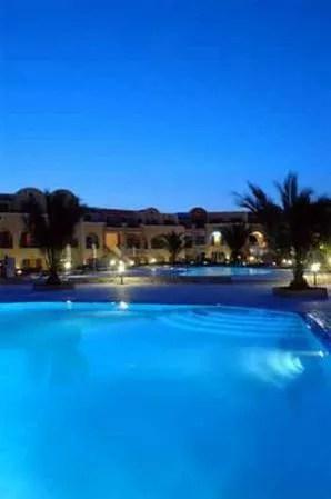 Piscina del Hotel Santo Miramare