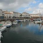 Puerto de Saint-Martin de Ré