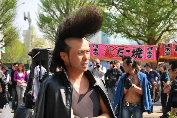 Rockabilly del parque Yoyogi de Tokio