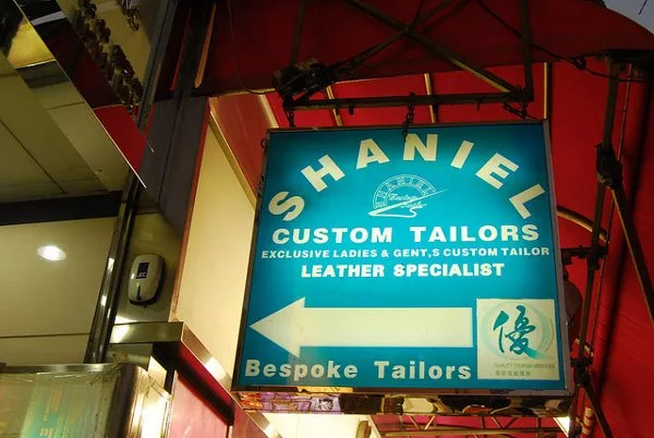 Shaniel en Hong Kong