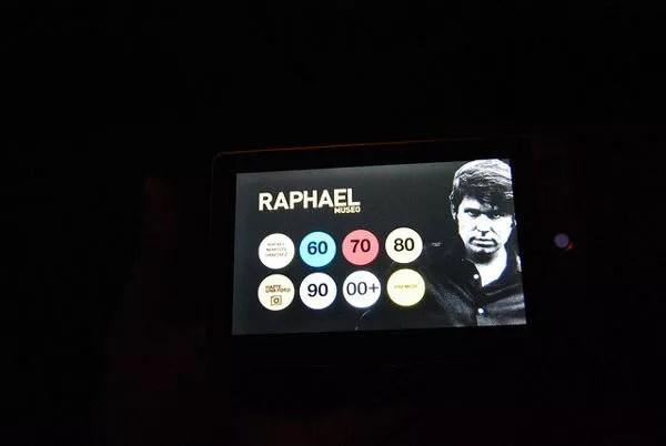Tablet del Museo de Raphael en Linares