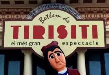 Tirisiti en Alcoy, Teatro Principal