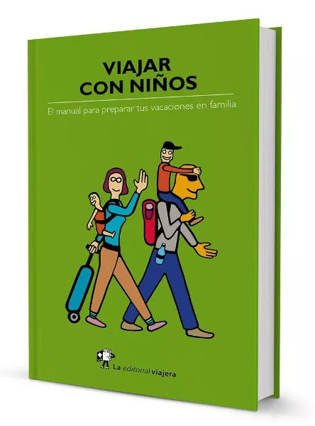 Viajar con niños, el libro