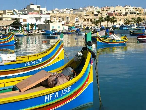 Viajes a Malta con niños