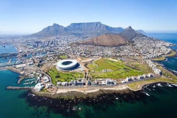 Viajes a Sudáfrica, Ciudad del Cabo