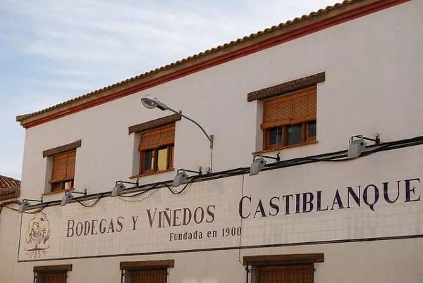 Visita a las Bodegas Castiblanque de Campo de Criptana