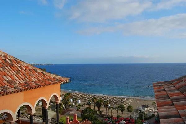 Vistas desde nuestra habitación en el Iberostar Grand Hotel El Mirador