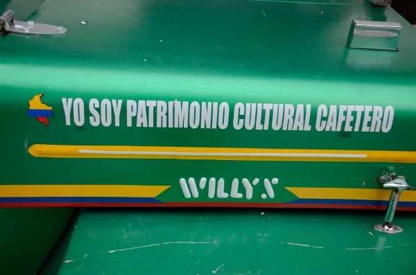 Yo soy patrimonio cultural cafetero