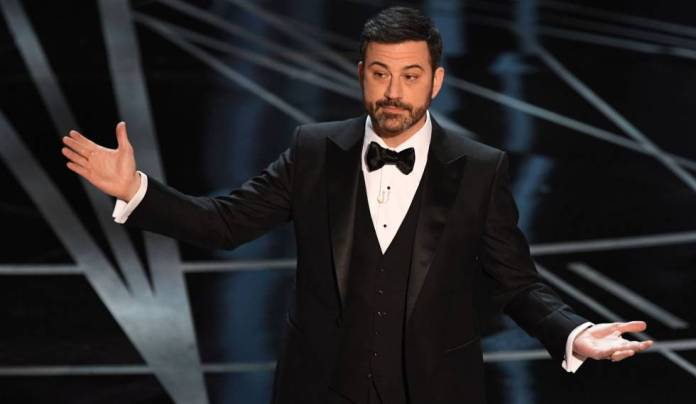 Resultado de imagen para Jimmy Kimmel oscars