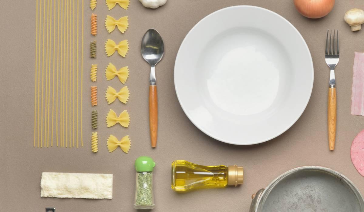 Así se monta el plato perfecto, según la Universidad de Harvard