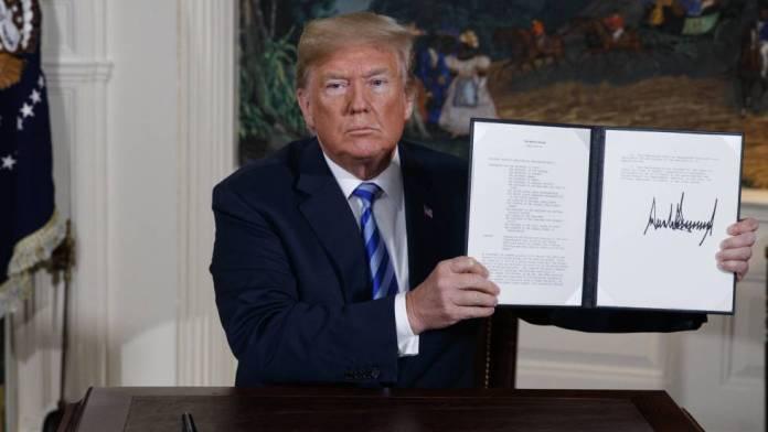 Resultado de imagen para Sanciones EEUU a Irán