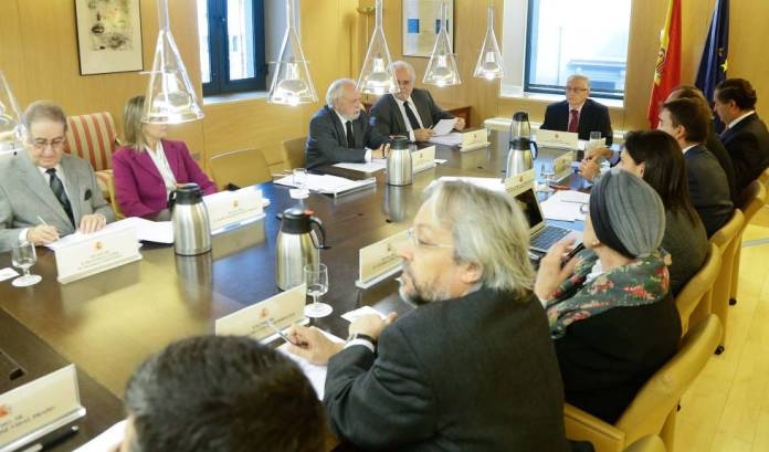 Resultado de imagen para Fotos de la Junta Electoral Central Española