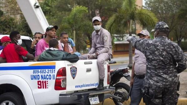 Toque De queda República Dominicana