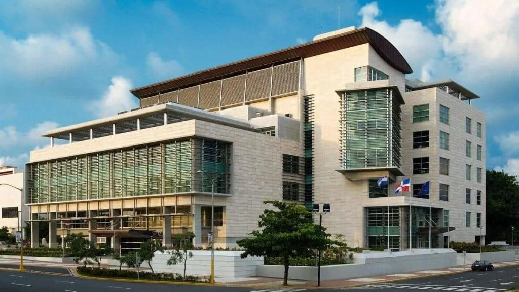 Fachada Edificio Procuraduría PGR