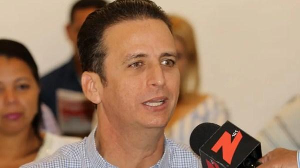 Walter Musa dispuesto a colaborar con las autoridades