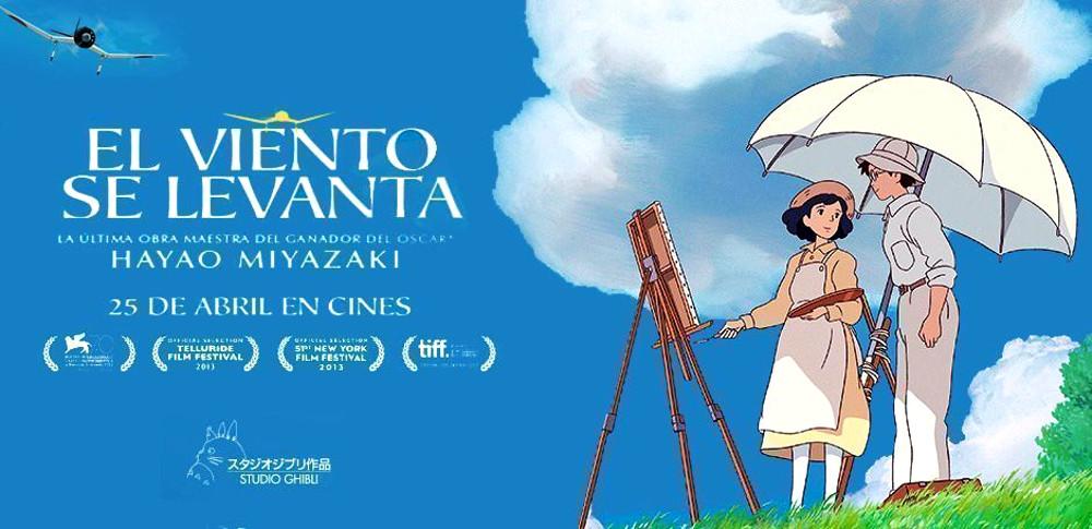 Crítica de El viento se levanta, de Hayao Miyazaki destacada - el palomitron