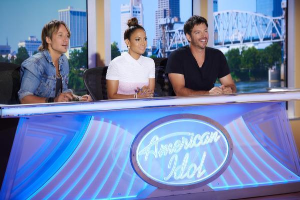 American Idol Jurado