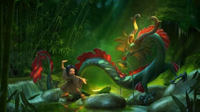 Dragonkeeper - imagen oficial - El Palomitrón