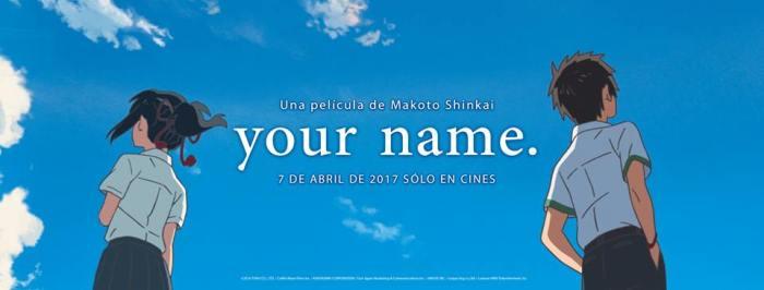 Your name en El Palomitron