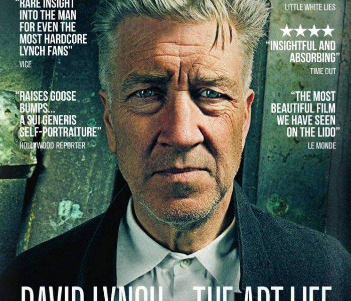 Lynch Art Life DVD Vértigo