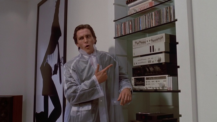 American Psycho Christian Bale El Palomitrón