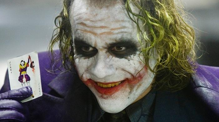 Heath Ledger El Joker El Palomitrón