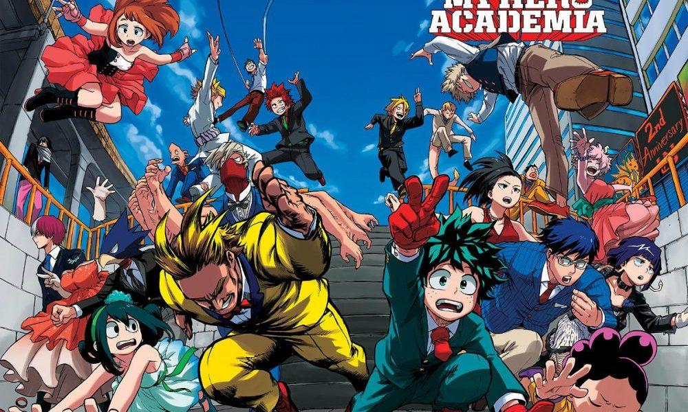 reseña boku no hero academia #1 destacada - el palomitron