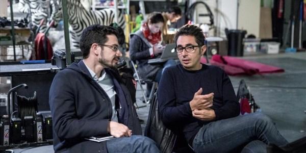 Carlo Padial y Berto Romero - El Palomitrón