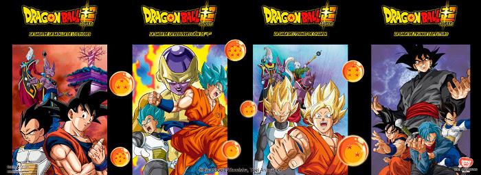 licencia dragon ball super sagas - el palomitron