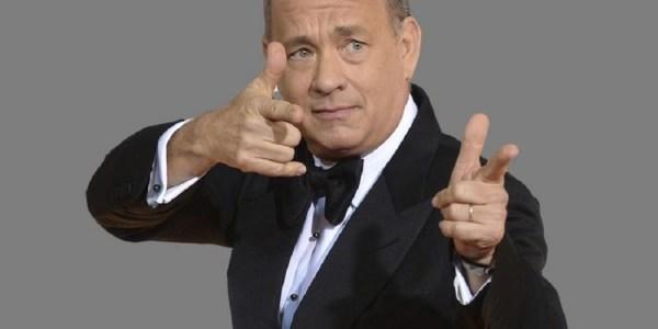 Tom Hanks El Palomitrón