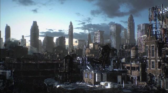 Crítica de Appleseed Alpha ciudad - el palomitron