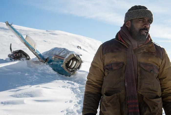 Idris Elba en La montaña entre nosotros - El Palomitrón