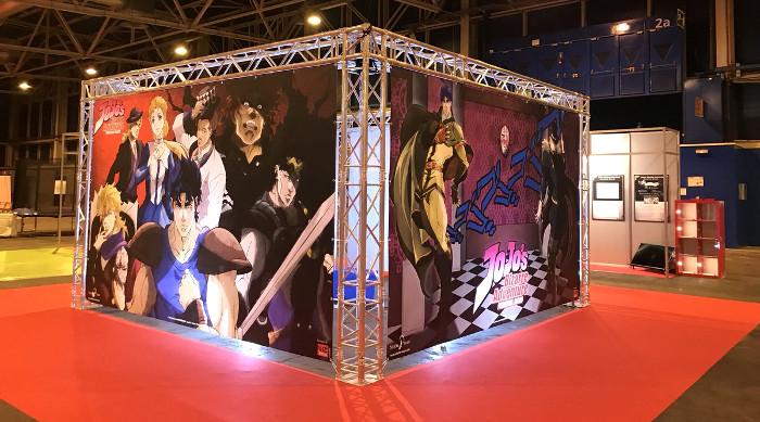 Japan Weekend Madrid 2017 stand 3 - el palomitron