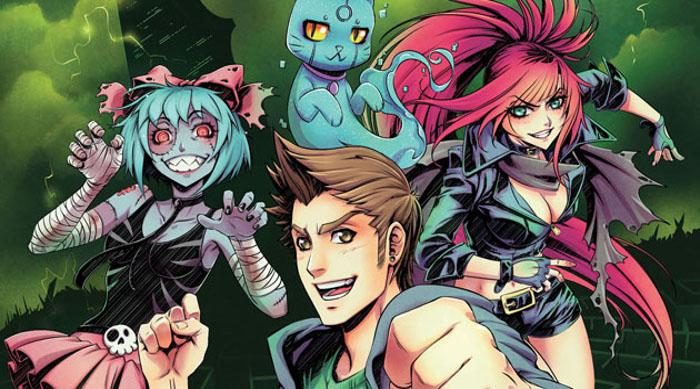 anime de El Rubius Virtual Hero - el palomitron