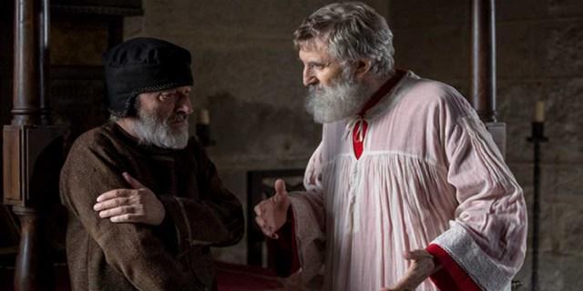 Papa y Levy Ministerio del Tiempo El Palomitrón