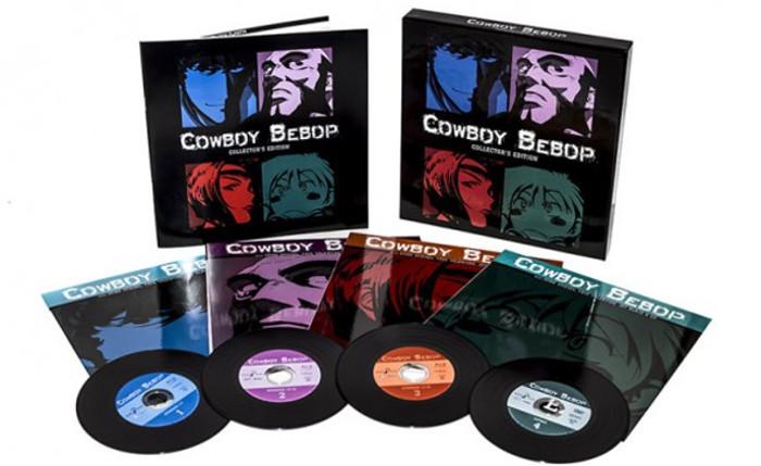 edición coleccionista de Cowboy Bebop principal - el palomitron