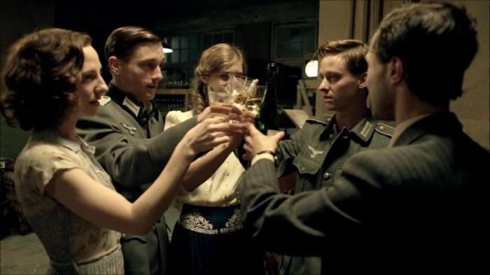 Hijos del Tercer Reich Actores