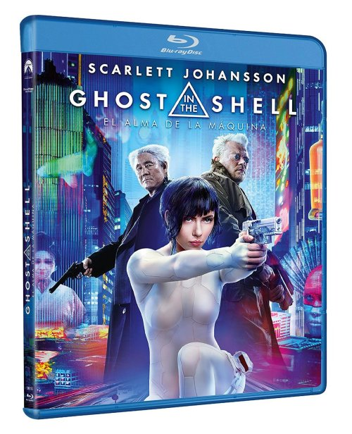 Sorteo Ghost in the shell